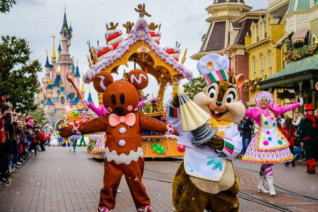 Une parade de stars pour un Noël gourmand