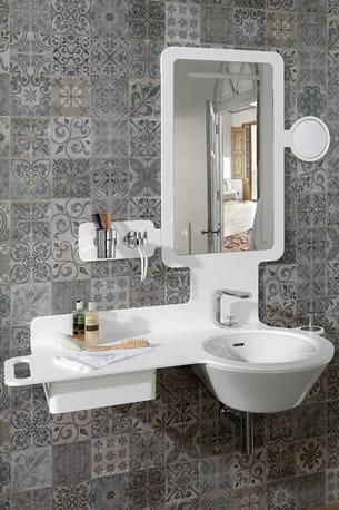 eléments pour salle de bains mood de porcelanosa
