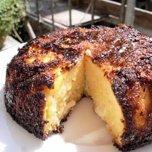gâteau rafraîchissant au citron