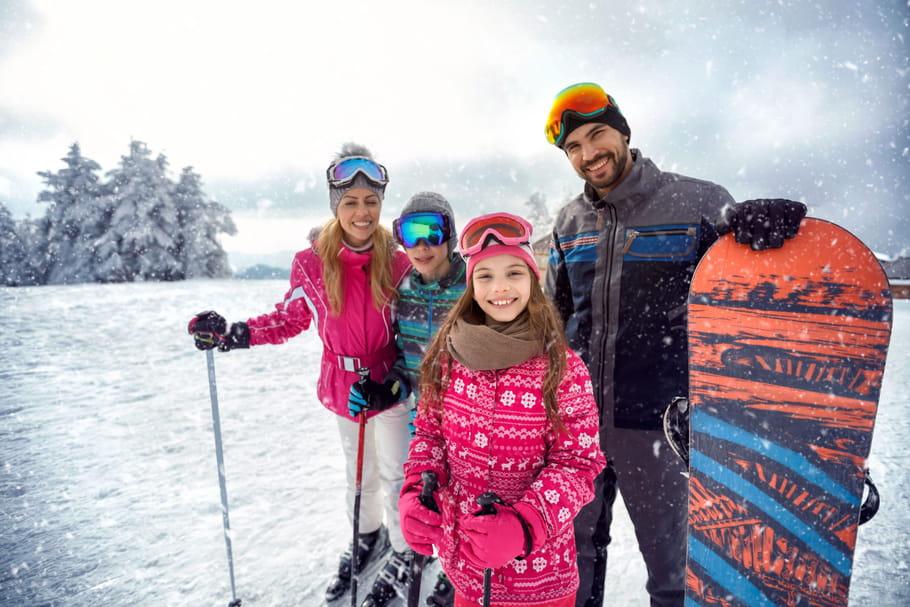 Top 10des stations de ski: les activités pour les familles