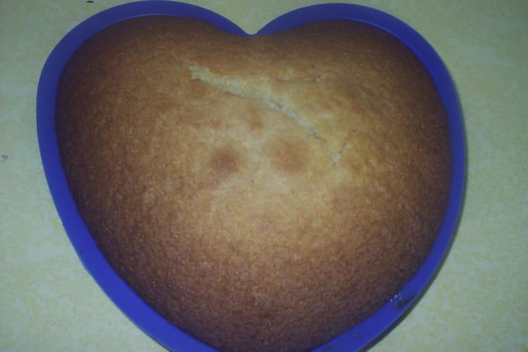 Gâteau yaourt noix de coco