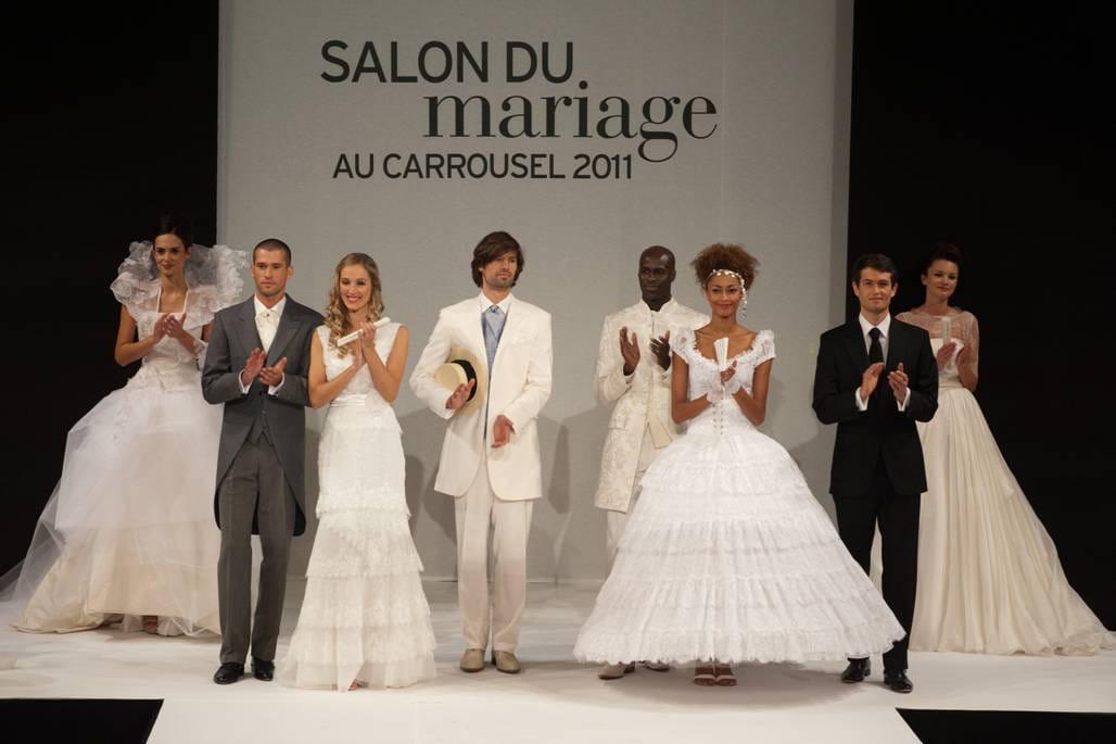 Mission mariage au salon du carrousel for Salon du mariage cherbourg