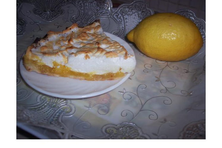 Tarte au citron express