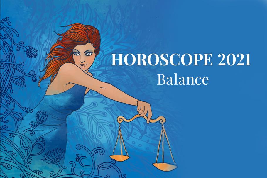 Horoscope Balance 2021: vos prévisions astro de l'année