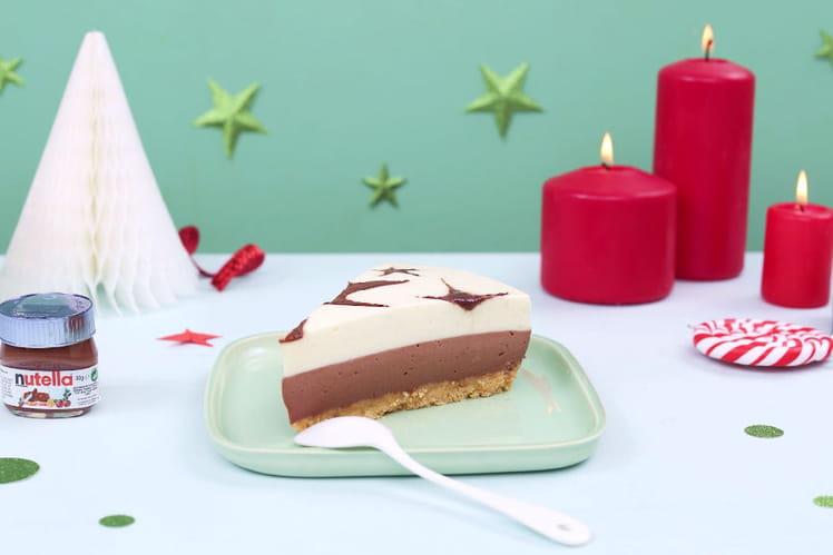 Cheesecake de Noël au Nutella®