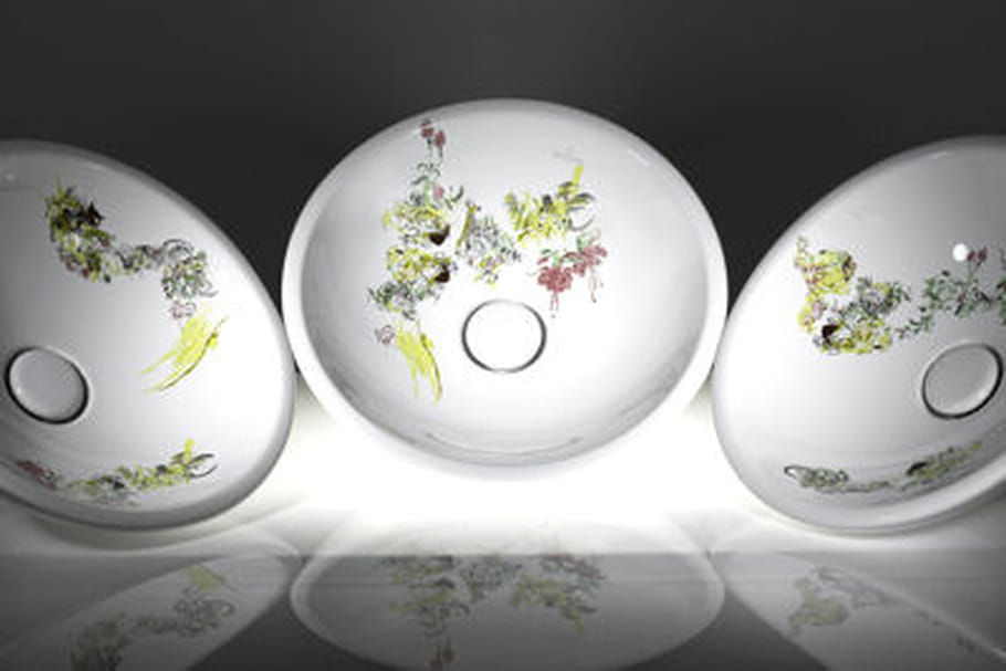 Villeroy & Boch et Ebon Heath, une collaboration d'exception