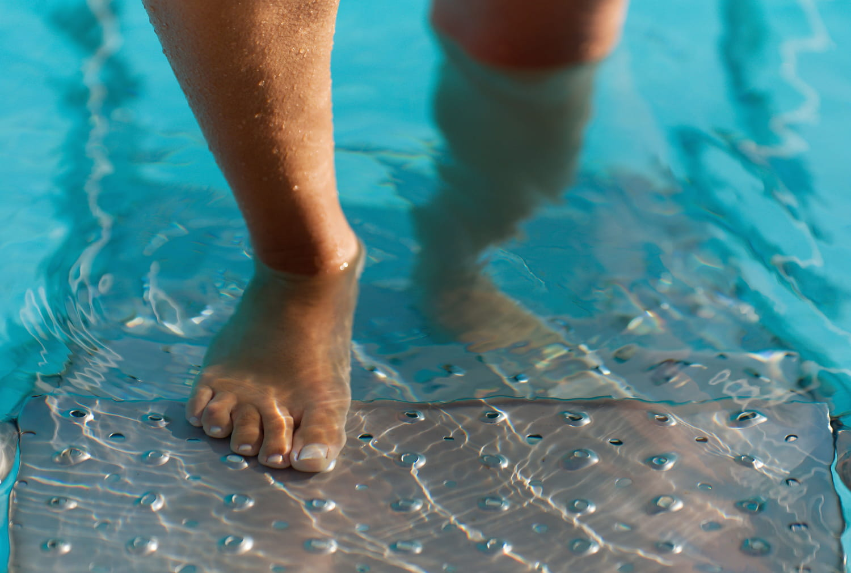 Comment éviter les verrues à la piscine ?