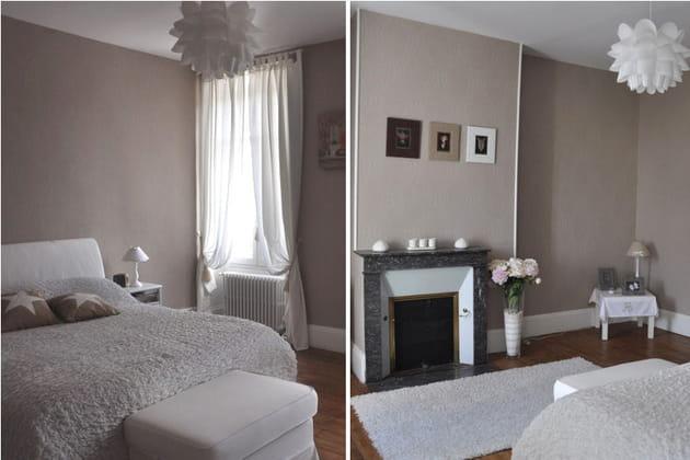 la chambre de charlotte l gante. Black Bedroom Furniture Sets. Home Design Ideas