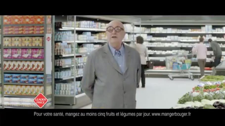 Jean-Pierre Coffe défend Leader Price