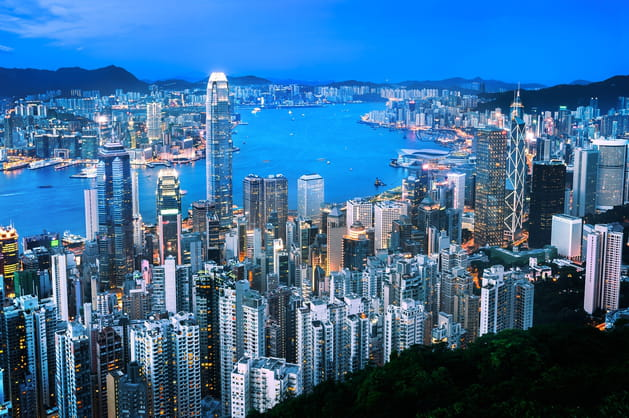 6. Hong Kong