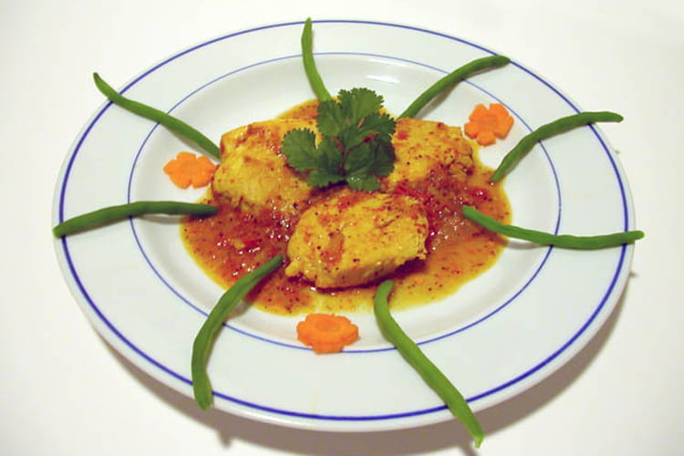 Thon curry moutarde à la maurcienne