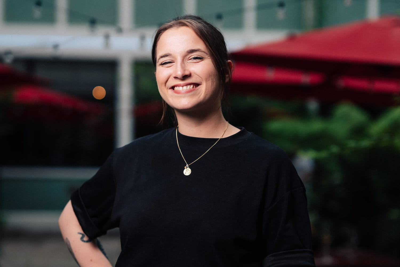 Sarah Mainguy: une cheffe qui fait la part belle aux végétaux