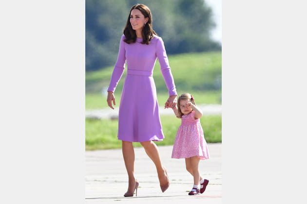 Kate Middleton le 21 juillet 2017