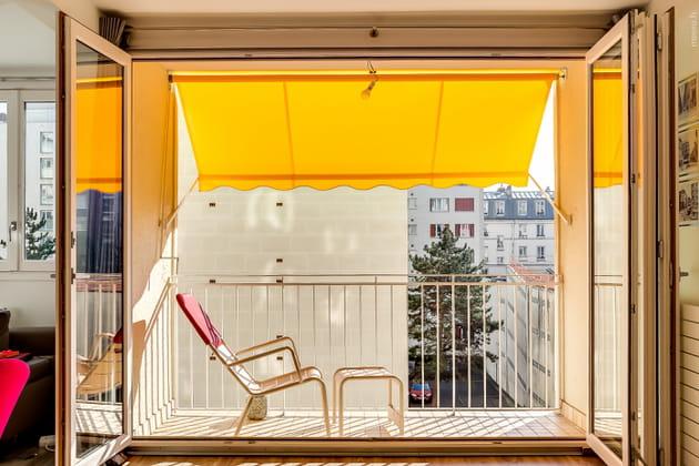 Une terrasse optimisée