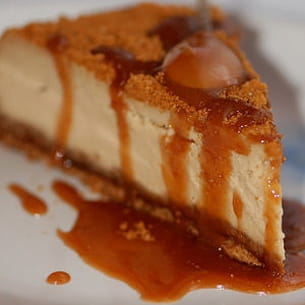 cheesecake tout spéculoos