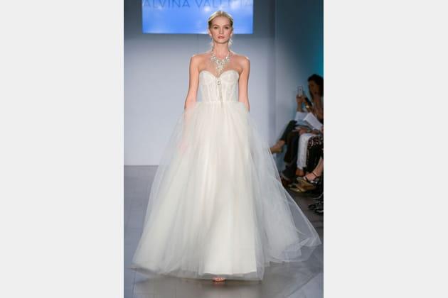 La robe lingerie Alvina Valenta