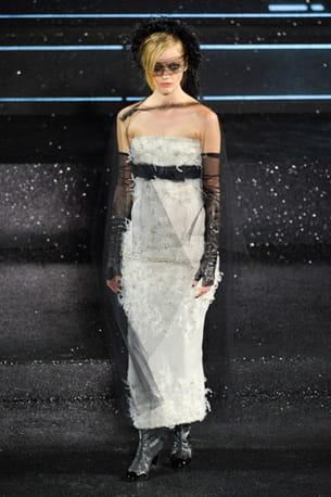 chanel, défilé haute couture automne-hiver 2011-2012