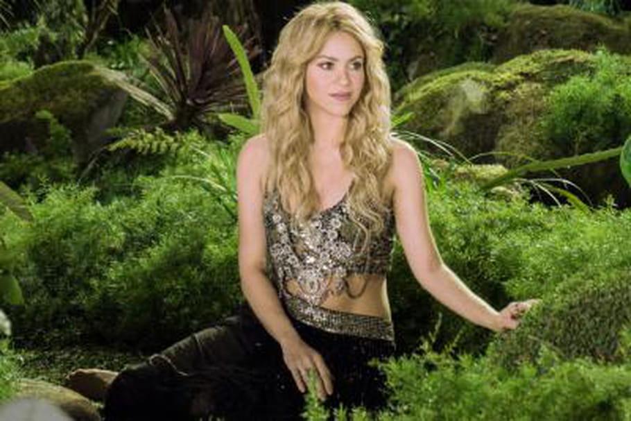 Danone : Shakira dans un spot pour le pot Activia