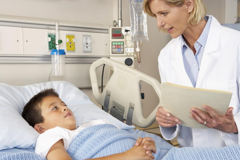Les cancers de l'enfant ont augmenté de 13% en 20ans