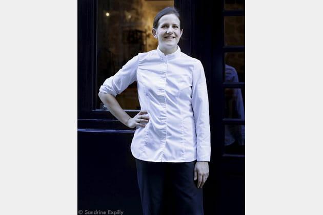 Adeline Grattard, exal-thée