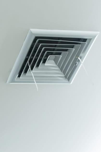 Vérifier le système de ventilation
