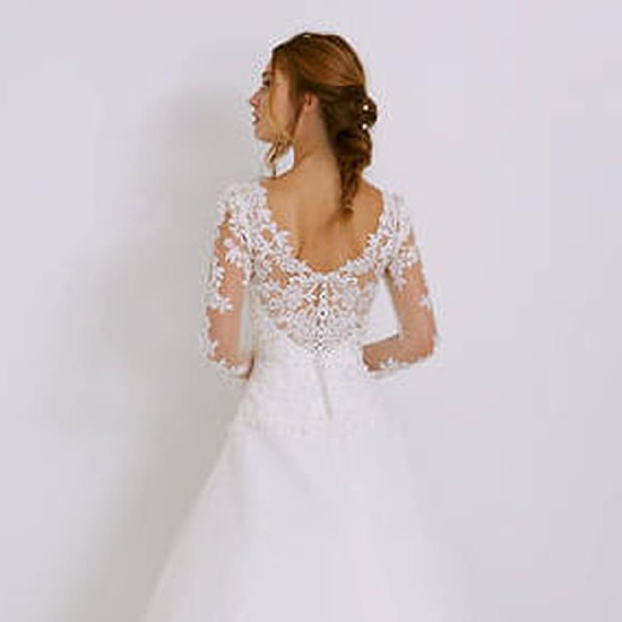 Robe De Mariée Elyana Tati Mariage