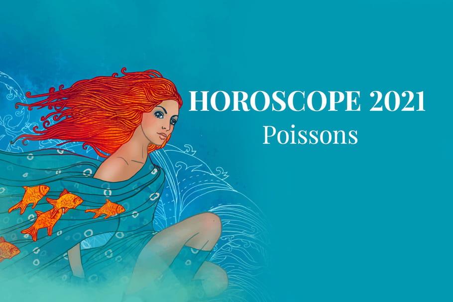 Horoscope Poissons 2021: vos prévisions astro de l'année
