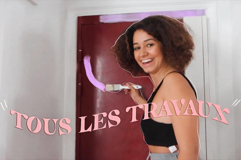 Léna Situations relooke l'appartement d'une abonnée en 3jours - VIDEO