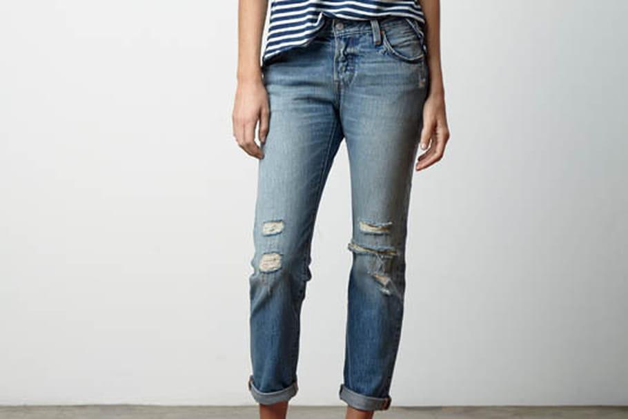 Comment porter le jean slimmy?