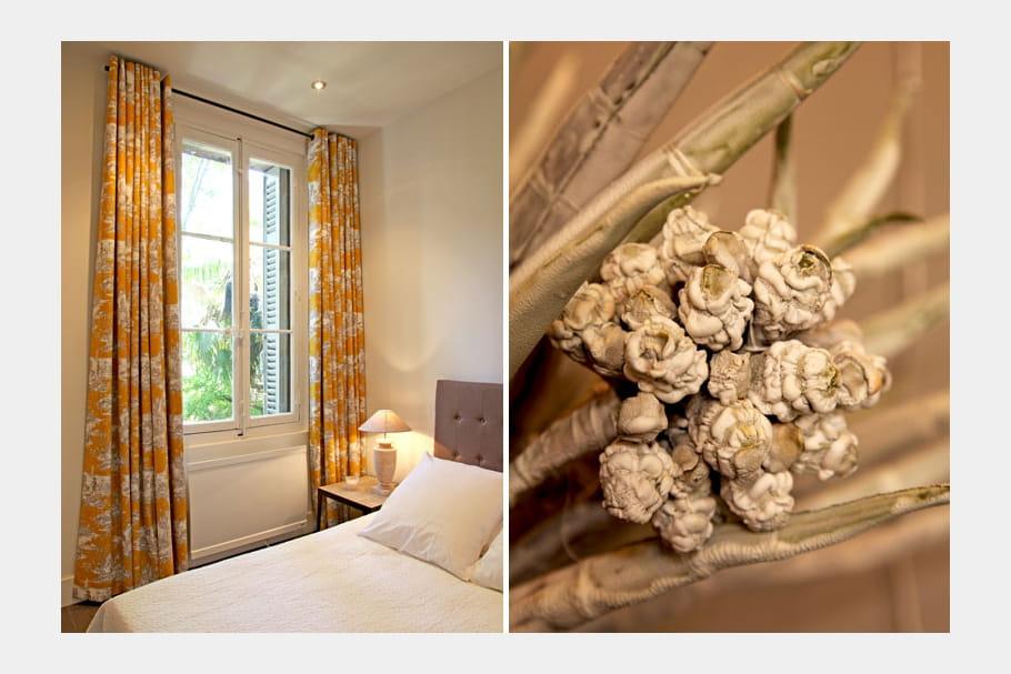 Fleurs insolites audace et harmonie dans un appartement for Deco appartement insolite