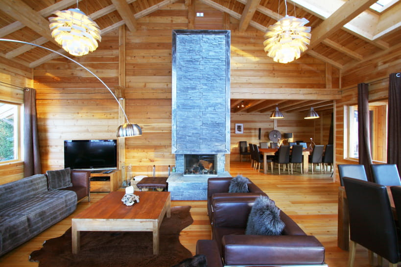 Deco Style Chalet Moderne. Deco Style Chalet Moderne With Deco Style ...