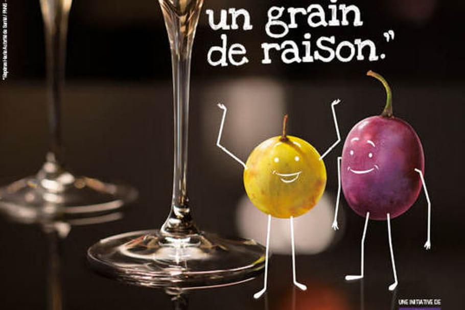"""""""Aimer le vin, c'est aussi avoir un grain de raison"""" : la campagne qui pousse le bouchon trop loin"""