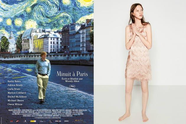 """Une robe charleston façon Adriana dans """"Minuit à Paris"""""""