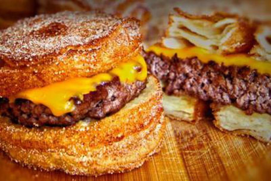 """Le """"cronut burger"""" : les premières victimes"""