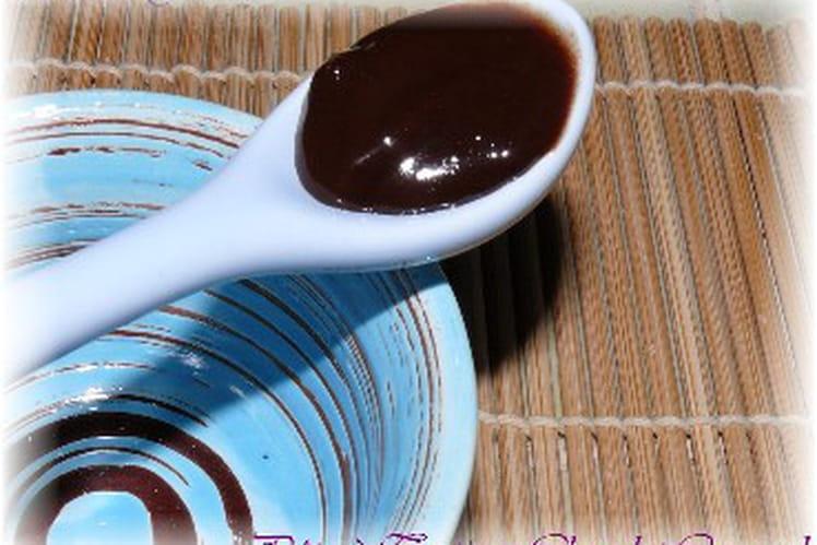 Pâte à tartiner chocolat-caramel