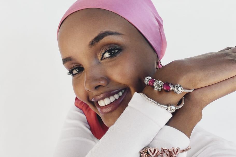Voile et vive voix: entretien avec le top Halima Aden