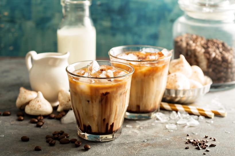 40recettes de desserts au café