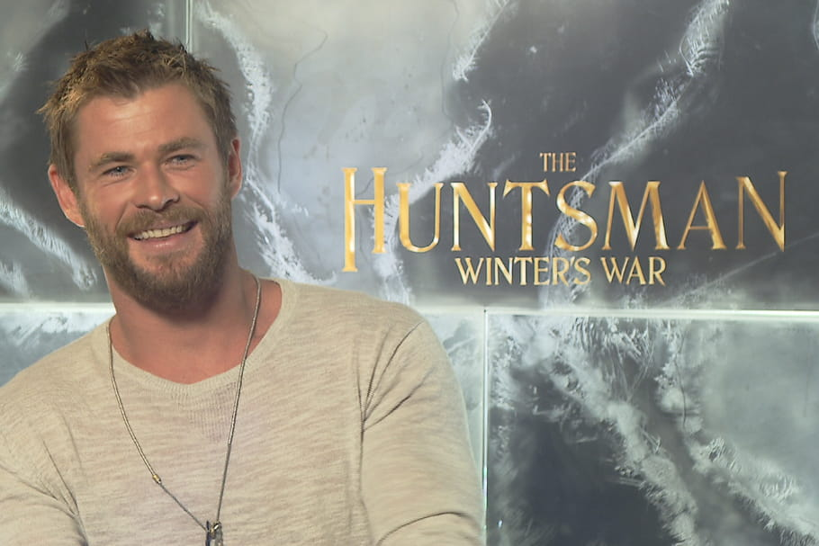 Interview : Chris Hemsworth nous fait fondre