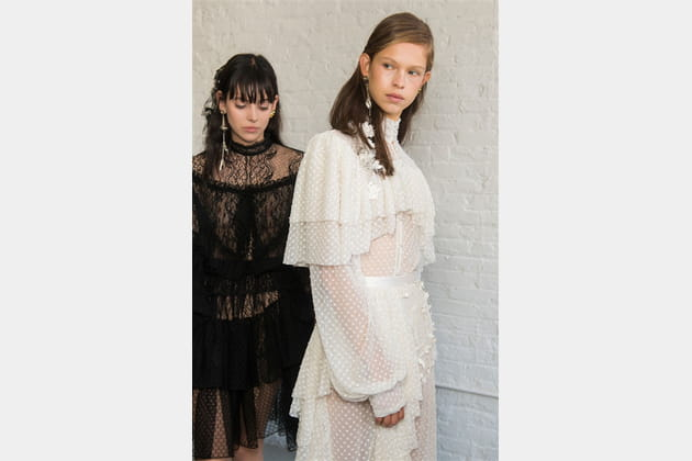 Rodarte (Backstage) - photo 31