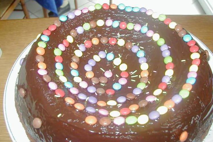 Gâteau au chocolat tout bête