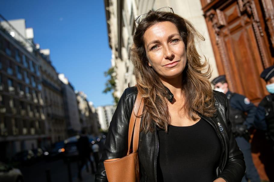 Anne-Claire Coudray, reine de l'info au parcours fou