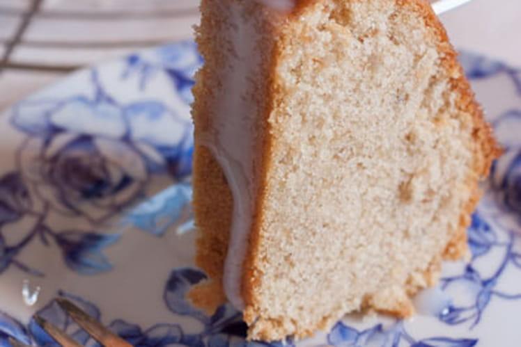 Bundt cake à la châtaigne