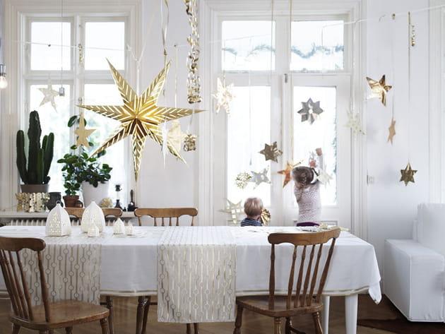 IKEA déco Noël 2014