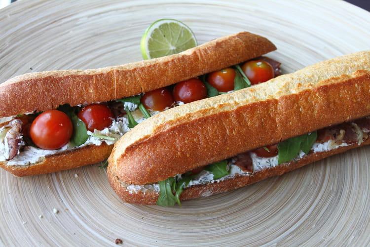 Sandwich Rocamadour