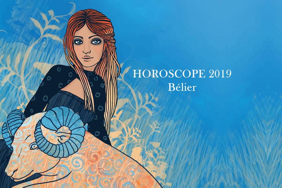 281eb5e23614d Horoscope Bélier 2019   vos prévisions astro de l année