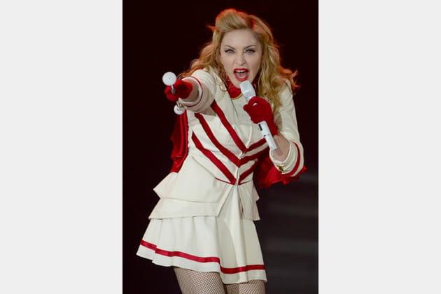 Madonna le 28juin 2012
