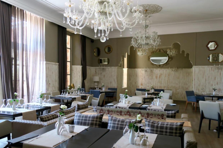 Le restaurant la salle manger for Restaurant salle a manger tunis