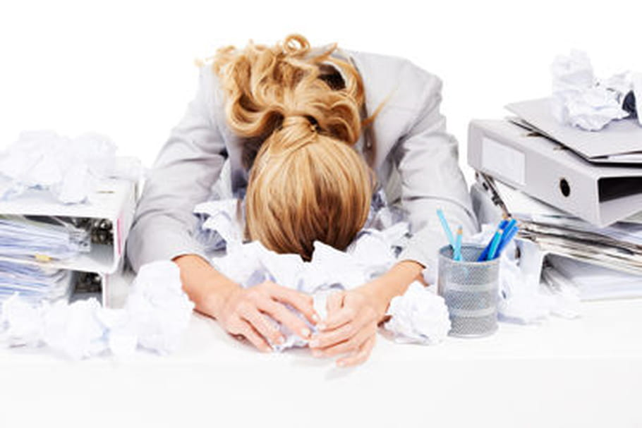Le stress multiplierait par deux le risque de crise cardiaque