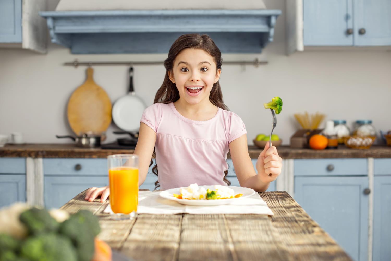 Alimentation de l'enfant après trois ans: ses besoins selon son âge