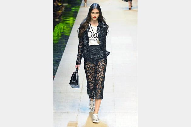 Dolce & Gabbana - passage 42